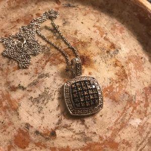 Simplistic Silver Necklace